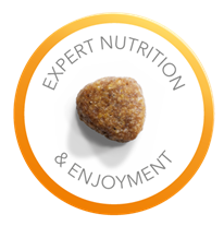 Expert nutrition and enjoyment logo